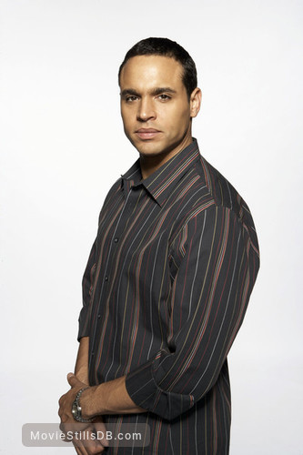 Rescue Me - Promo shot of Daniel Sunjata