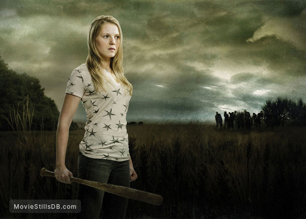 The Walking Dead - Promo shot of Emma Bell