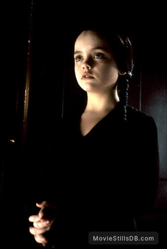 The Addams Family - Publicity still of Christina Ricci
