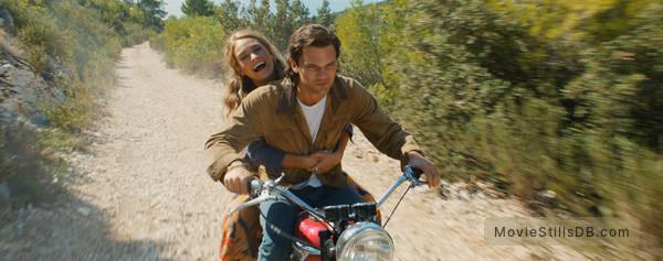 Mamma Mia! Here We Go Again - Publicity still of Lily James & Jeremy Irvine