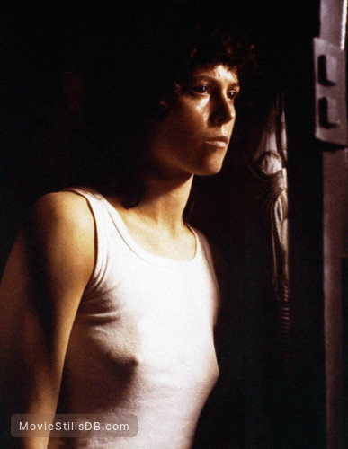 Alien - Publicity still of Sigourney Weaver