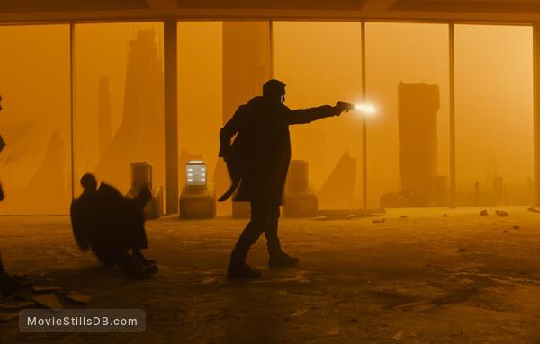 Blade Runner 2049 - Publicity still of Ryan Gosling