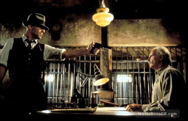 Last Man Standing - Publicity still of Bruce Willis & Bruce Dern