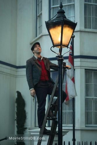 Mary Poppins Returns - Publicity still of Lin-Manuel Miranda