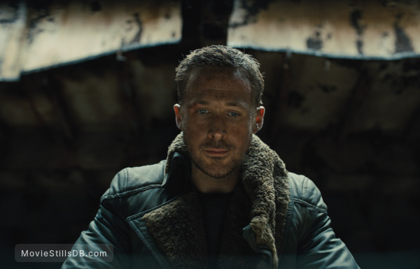 Blade Runner 2049 - Publicity still of Ryan Gosling