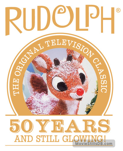 Rudolph, the Red-Nosed Reindeer - Promotional art