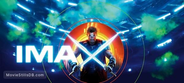 Thor: Ragnarok - Promotional art with Chris Hemsworth