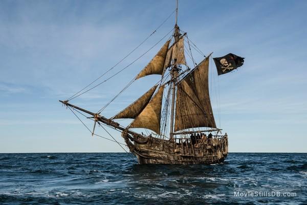 Pirates of the Caribbean: Dead Men Tell No Tales - Publicity still