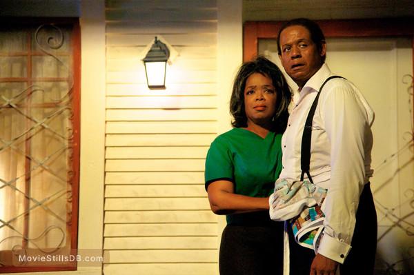 The Butler - Publicity still of Forest Whitaker & Oprah Winfrey