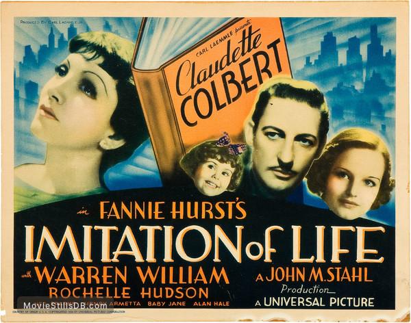 Imitation of Life Lobby card