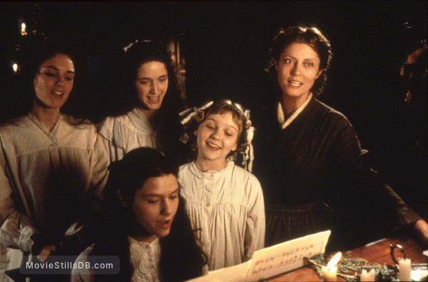 Little Women - Publicity still of Winona Ryder, Kirsten Dunst, Trini Alvarado, Claire Danes & Susan Sarandon