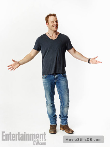 True Blood - Promo shot of Robert Kazinsky