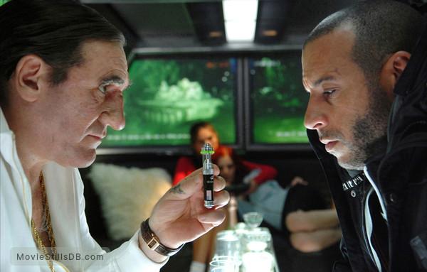 Babylon A.D. - Publicity still of Vin Diesel & Gérard Depardieu