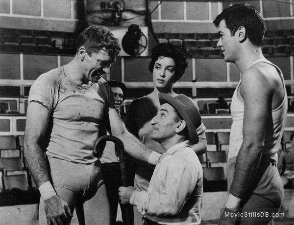 Image result for burt lancaster in trapeze