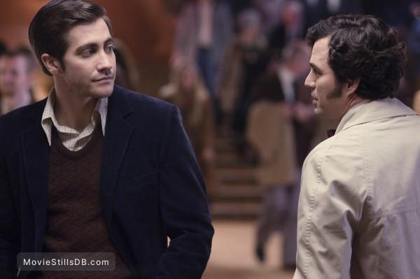Zodiac - Publicity still of Mark Ruffalo & Jake Gyllenhaal