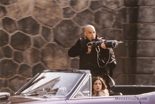 XXX - Publicity still of Vin Diesel & Asia Argento