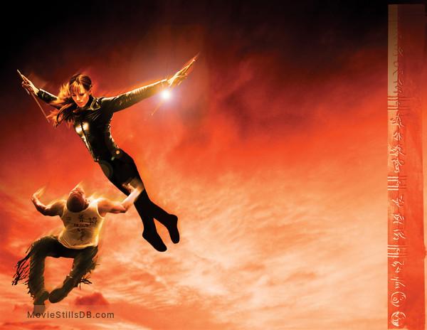 Elektra - Promotional art with Jennifer Gardner