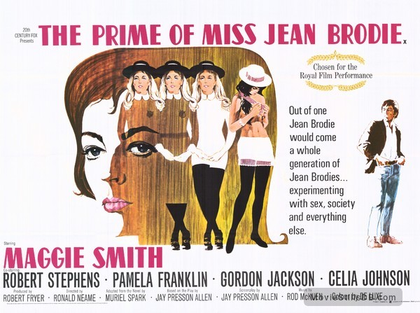 prime of miss jean brodie essay Essay editing services a few examples are the novels the prime of miss jean brodie a ed the history boys teacher-student romance in modern literature.
