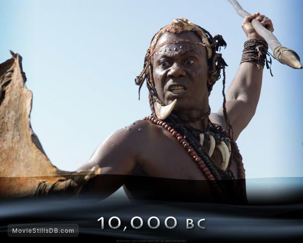 10,000 BC - Wallpaper with Joel Virgel