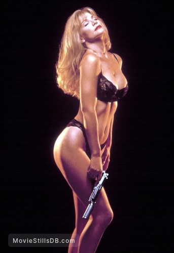 Cold Sweat - Promo shot of Shannon Tweed