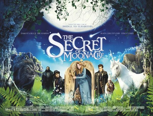 The Secret of Moonacre - Wallpaper with Dakota Blue Richards, Ioan Gruffudd & Tim Curry
