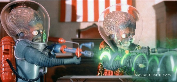 Mars Attacks! - Publicity still