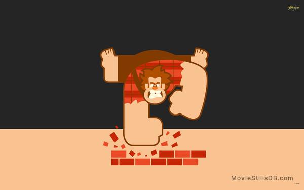 Wreck It Ralph Wallpaper