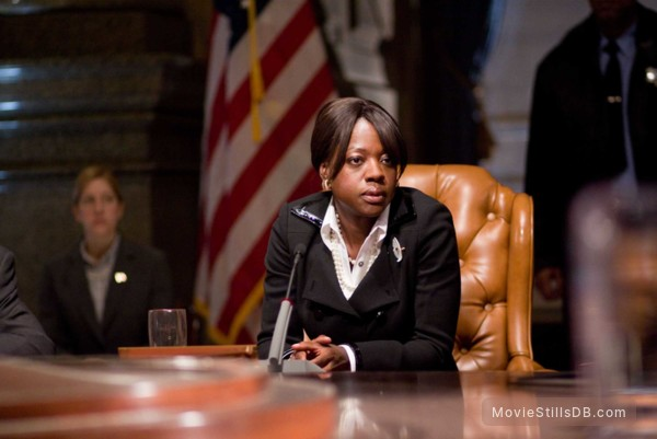 Law Abiding Citizen - Publicity still of Viola Davis