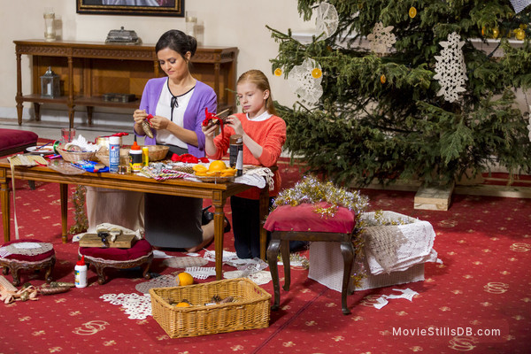 Crown For Christmas Publicity Still Of Danica Mckellar