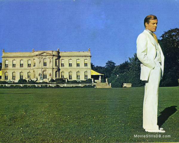 The Great Gatsby - Promo shot of Robert Redford