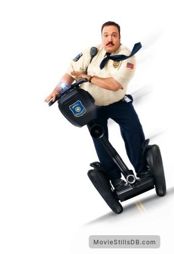 Paul Blart: Mall Cop - Promo shot of Kevin James