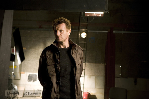 Taken - Publicity still of Liam Neeson