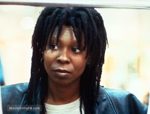 Fatal Beauty - Publicity still of Whoopi Goldberg