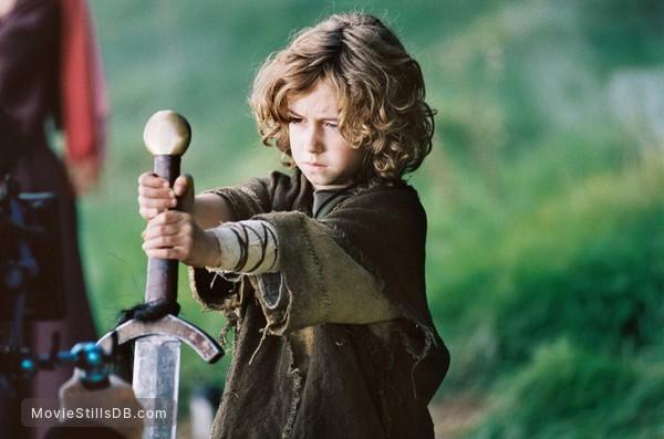 King Arthur - Publicity still of Johnny Brennan