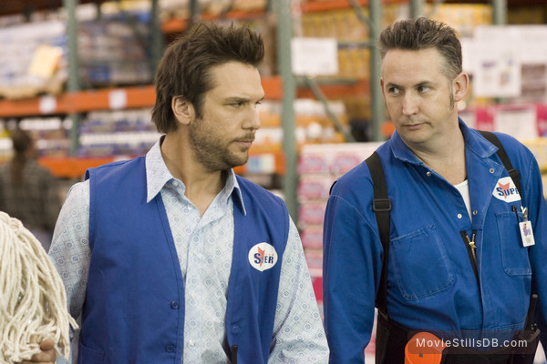 Employee Of The Month - Publicity still of Dane Cook & Harland Williams