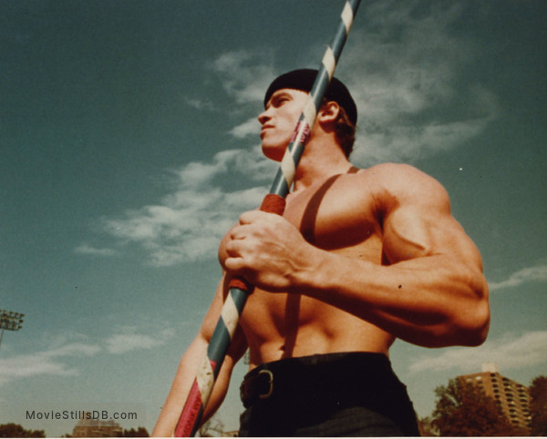 Hercules In New York - Publicity still of Arnold Schwarzenegger