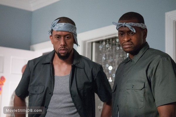 A Haunted House 2 - Publicity still of Dion Lack & Affion Crockett