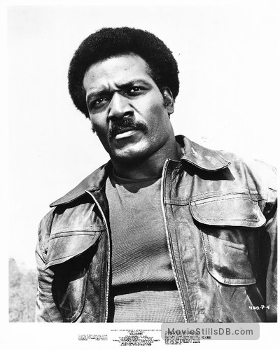 Jim Brown Slaughter >> Slaughter Publicity Still Of Jim Brown