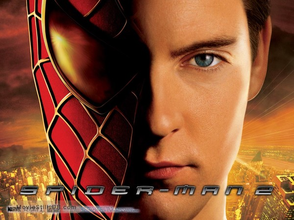 Spider Man 2 Wallpaper With Tobey Maguire