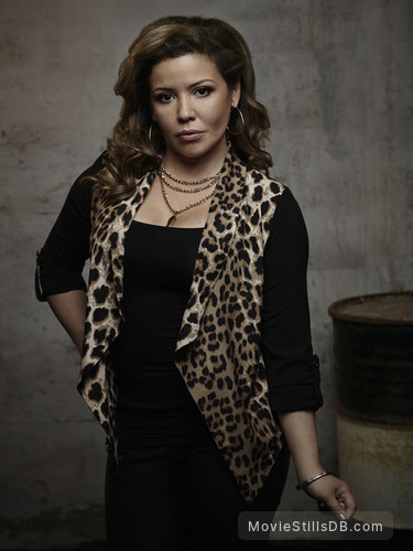 Queen of the South - Promo shot of Justina Machado