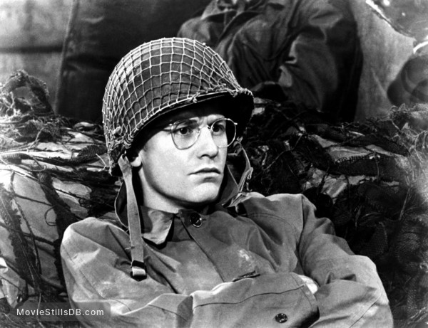 The Longest Day - Publicity still of Roddy McDowall