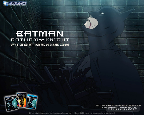 Batman: Gotham Knight - Wallpaper