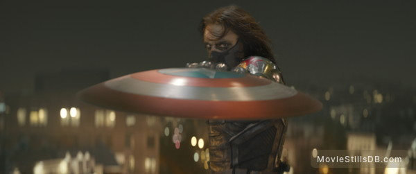 Captain America: The Winter Soldier - Publicity still of Sebastian Stan