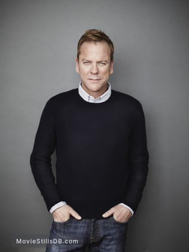 Touch - Promo shot of Kiefer Sutherland