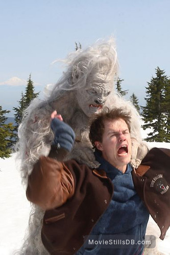 Yeti Curse Of The Snow Demon Publicity Still Of Adam O Byrne