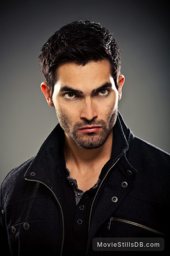 Teen Wolf - Promo shot of Tyler Hoechlin