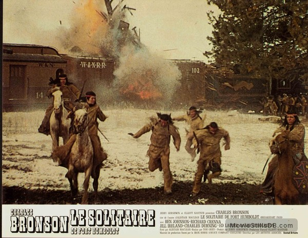 Breakheart Pass - Lobby card