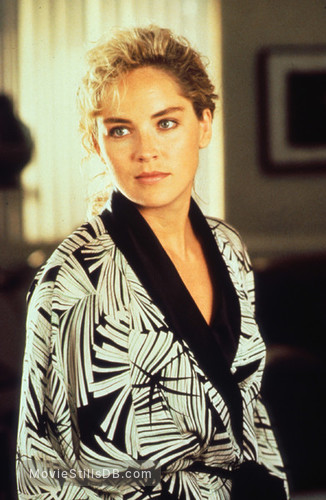 Total Recall - Publicity still of Sharon Stone