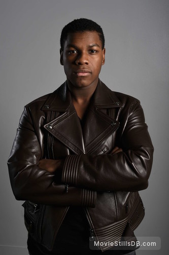 Star Wars: The Force Awakens - Promo shot of John Boyega