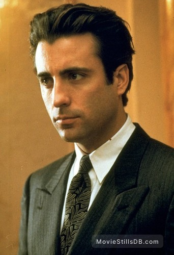 The Godfather: Part III - Publicity still of Andy García